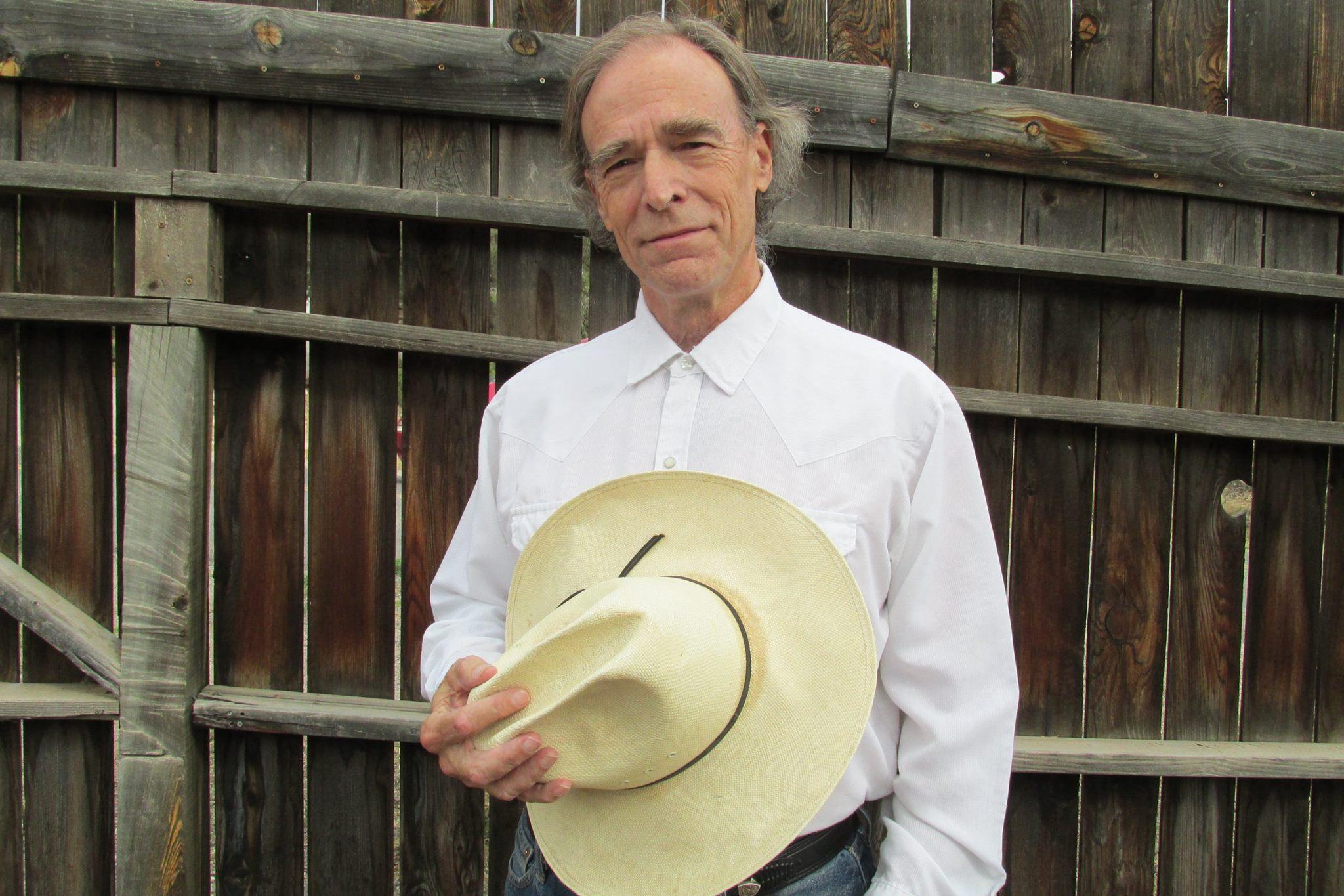 Steve Comier, cowboy poet