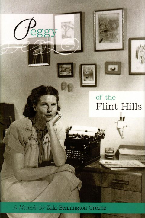 Peggy of the Flint Hills front cover
