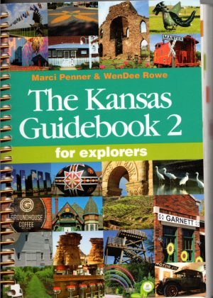 Front cover of Kansas Guidebook 2