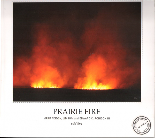 Prairie Fire book cover