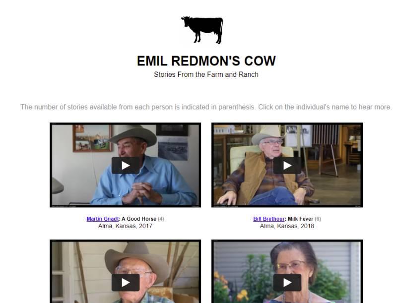 emil redmons cow sg